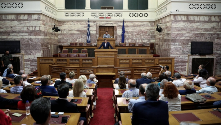 Νεύρα και ένταση στην ΚΟ του ΣΥΡΙΖΑ