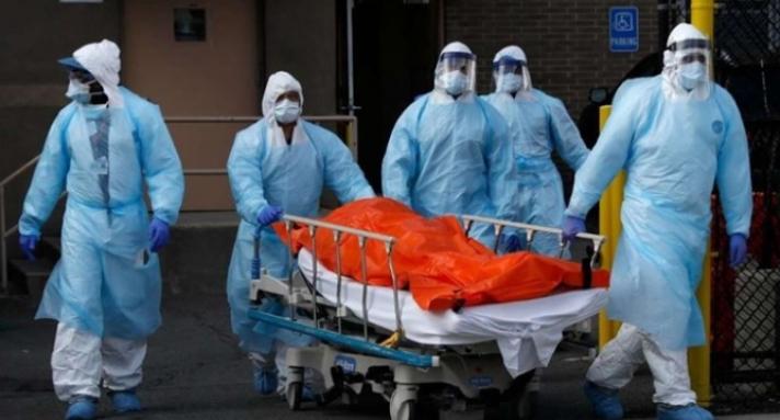 Κορονοϊός - Νέα Υόρκη: Νέο αρνητικό ρεκόρ με 731 νεκρούς σε 24 ώρες