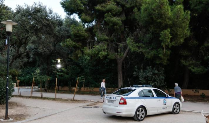 Πεδίον του Άρεως: Συνελήφθη 35χρονη που έβαλε φωτιά στο άλσος