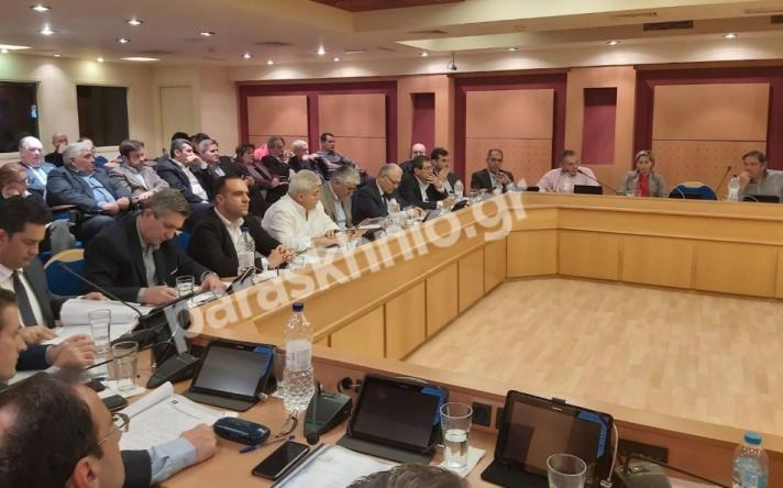 Η πρώτη συνεδρίαση του νέου Διοικητικού Συμβουλίου της ΚΕΔΕ (ΦΩΤΟ)