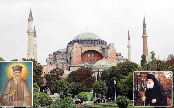 Οι δύο Πασχαλιές «σβήνουν» την Τουρκία! Μέγα δέος με τα λόγια του γέροντα Παΐσιου και του αγίου Κοσμά του Αιτωλού