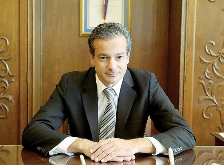 Ο Σταύρος Καφούνης επανεκλέχθηκε πρόεδρος του Εμπορικού Συλλόγου Αθηνών