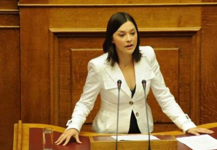 Διαγραφή Παπανδρέου – Καστανίδη ζήτησε η Γιαννακοπούλου
