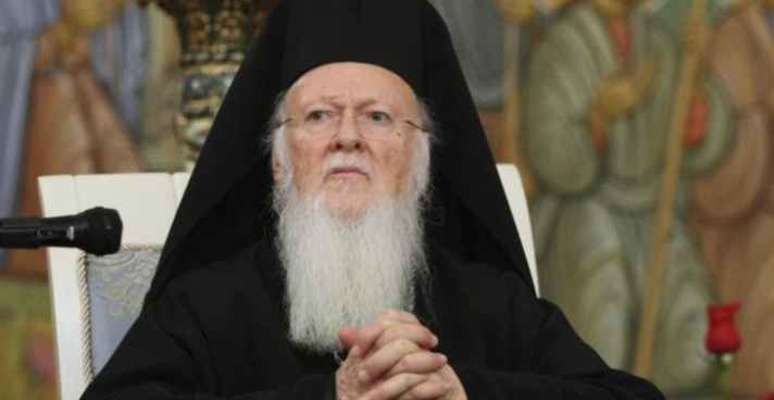 O Πατριάρχης Βαρθολομαίος τηλεφώνησε στον Τσιόδρα για «πατρικές ευχές» και «πατριαρχική ευλογία»