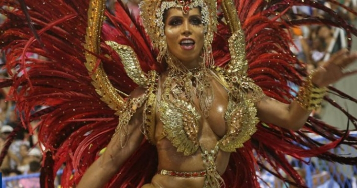 Rio Carnival 2018: The hottest outfits of the famous festival! (SEXY PHOTOS)