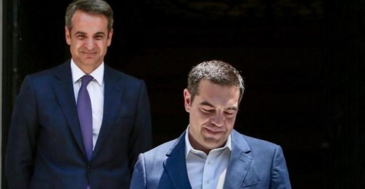 Metron Analysis: Προβάδισμα 18 μονάδων της ΝΔ από τον ΣΥΡΙΖΑ