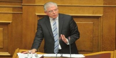 Αποχωρεί ο Ανδρέας Λυκουρέντζος. Δεν κατεβαίνει ξανά υποψήφιος με τη ΝΔ