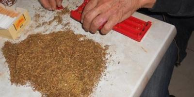 Λαθραία τσιγάρα και καπνός σε Ηράκλειο και Αχαΐα