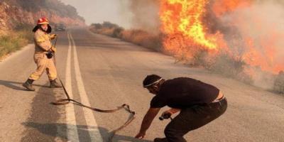 Η Πυροσβεστική αντιμετώπισε 87 πυρκαγιές συνολικά σε όλη την Ελλάδα, το τελευταίο 24ωρο