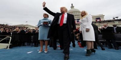 Νέος πρόεδρος των ΗΠΑ ορκίστηκε ο Τραμπ: «Πρώτα η Αμερική - Μας προστατεύει ο Θεός»