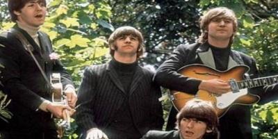 Πωλείται σπάνια αφίσα από εμβληματικό άλμπουμ των Beatles