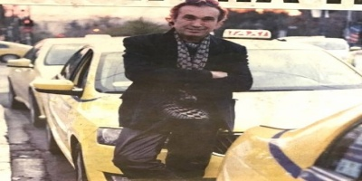 ΦΩΤΟ - Από «αστέρι» της πίστας… οδηγός ταξί!