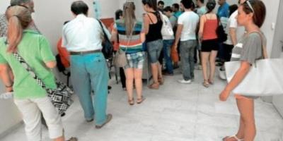 Στα ύψη η ανεργία - Κατά χιλιάδες αυξήθηκαν οι εγγεγραμμένοι άνεργοι