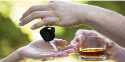 Η αστυνομία μας θυμίζει ότι ενας από την παρέα δεν πρέπει να πιει αλκοόλ απόψε