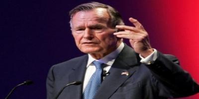 Στην εντατική ο Τζορτζ Μπους ο Πρεσβύτερος | Στο νοσοκομείο και η γυναίκα του