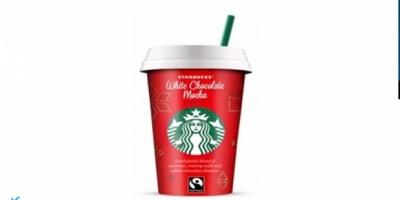 Απολαύστε την μαγεία των Χριστουγέννων από τη Starbucks μόνο για λίγες ημέρες