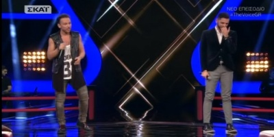 «The Voice»: Η ανατροπή της Παπαρίζου και τα κλάματα του τενόρου on stage