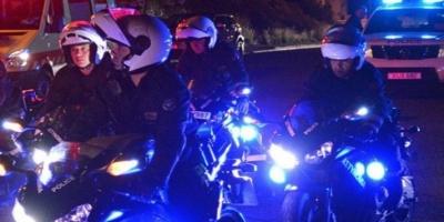 Συνελήφθη από την αστυνομία Οπλισμένος σαν αστακός οδηγός στο Ηράκλειο
