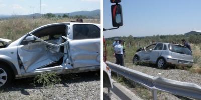ΦΡΙΚΤΟ τροχαίο στις Σέρρες: Νεκρή μια 34χρονη μάνα-Τραυματίστηκε η 7χρονη κόρη της