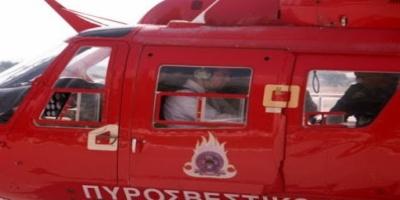 Όταν ένα ελικόπτερο εξαφανίζεται από τα ραντάρ ...