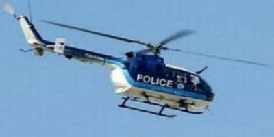 Ελικόπτερο της ΕΛ.ΑΣ. ψάχνει χασισοφυτείες στην Μεσσηνία