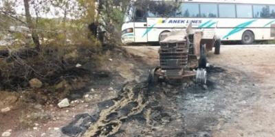 Γαύδος: Περίεργη φωτιά αναστατώνει το νησί - Τι καταγγέλλει η δήμαρχος